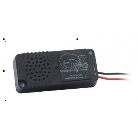 Odstraszacz ultradźwiękowy - Akumulator - Model 3E