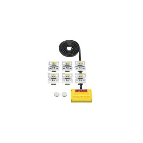 Odstraszacz z wysokim napięciem i ultradźwiękami - Model 8 PM SKT