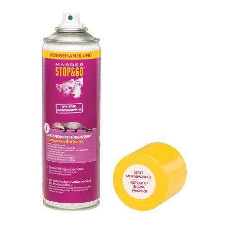 Preparat do usuwania zapachu